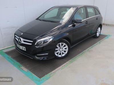 brugt Mercedes B200 CDI
