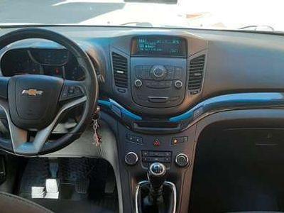 usado Chevrolet Orlando 2.0VCDi LT