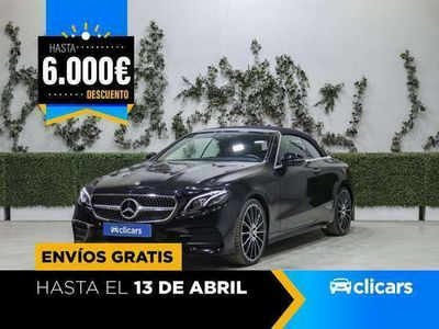 usado Mercedes E220 Cabrio d