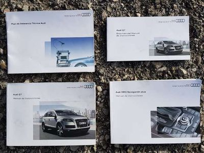 usado Audi Q7 Nacional 3.0 TFSI Ambition 333 Tiptronic