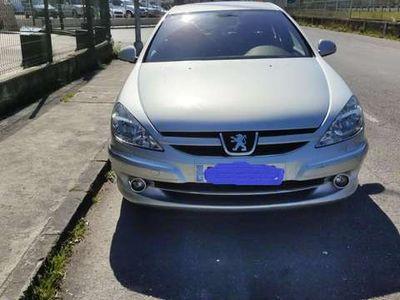 usado Peugeot 607 2.7HDI Pack Titanio Aut.