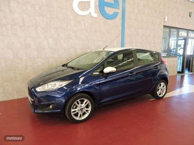 usado Ford Fiesta 1.0 EcoBoost 74kW Powershift Trend 5p