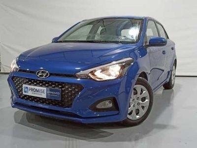 usado Hyundai i20 i20FL 5P MPI 1.2 75CV ESSENCE LE
