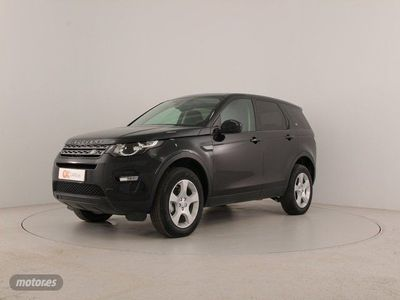 used Land Rover Discovery 2.0eD4 Pure 4x2 150