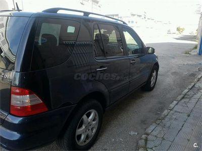 usado Mercedes ML400 Clase MCdi Auto 5p. -02
