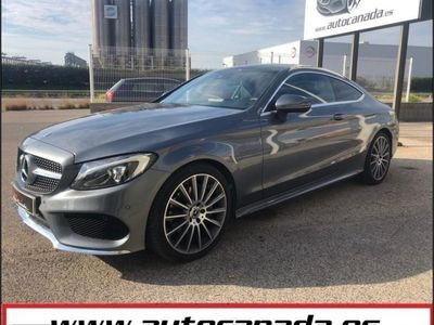 usado Mercedes 220 Clase C C Couped 4MATIC