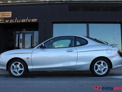 gebraucht Hyundai Coupé 1.6I FX