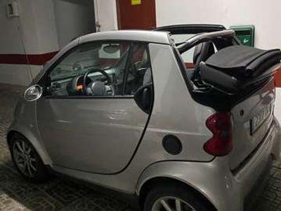 usado Smart ForTwo Cabrio 45 Pure Aut.