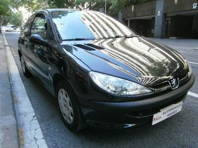 usado Peugeot 206 1.4hdi E-music
