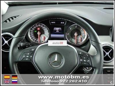 usado Mercedes GLA200 Clase GLACDI Urban