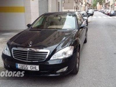 usado Mercedes S320 ClaseCid 4 matic