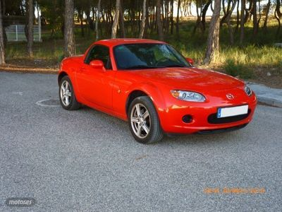 gebraucht Mazda MX5 Active Plus 1.8 Roadster Coupe