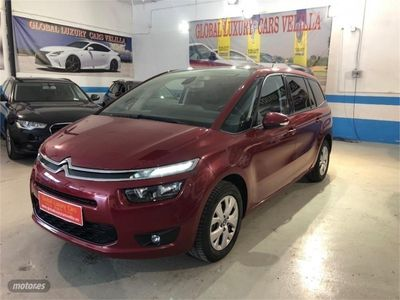 used Citroën Grand C4 Picasso BlueHDi 88KW 120CV EAT6 Feel