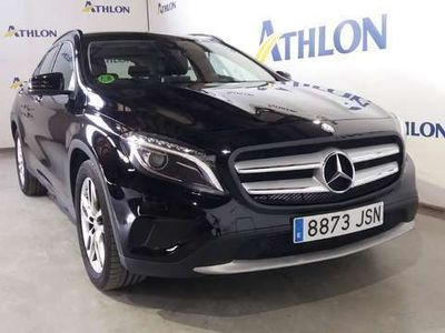usado Mercedes GLA220 d Style 7G-DCT