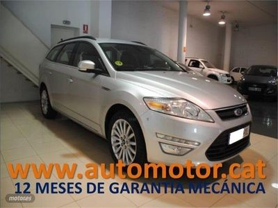 brugt Ford Mondeo SB 1.6TDCi Limited Edition