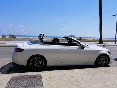 usado Mercedes C180 Cabrio Sport