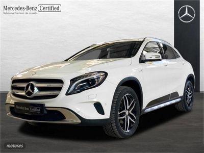 usado Mercedes GLA180 Clase GLAUrban
