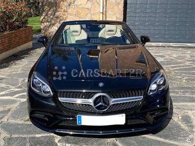 usado Mercedes E250 SLC d Aut. 2p