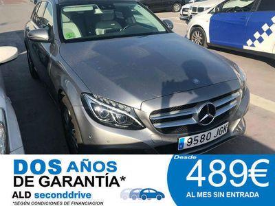 usado Mercedes C220 Estate d Sportive Avantgarde 125 kW (17