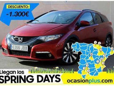 usado Honda Civic Tourer 1.6i-DTEC Comfort
