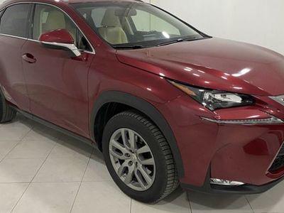 usado Lexus NX300h Executive 4WD Tecno + Navibox