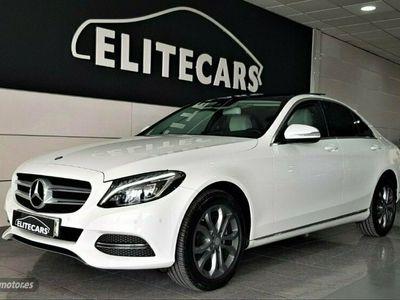 usado Mercedes C220 Clase CBlueTEC Exclusive