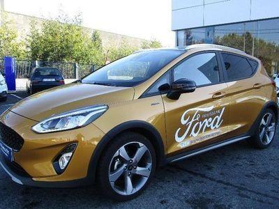 usado Ford Fiesta NUEVO 5 PUERTAS ACTIVE 1.0 EcoBoost S/S 92KW (125C