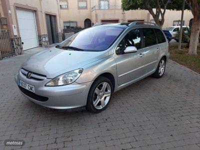 usado Peugeot 307 SW 2.0 HDi 90 Clim