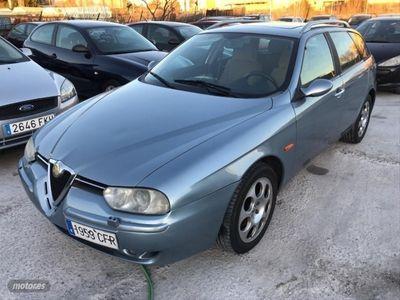 usado Alfa Romeo 156 Sportwagon 1.9JTD Progression 140