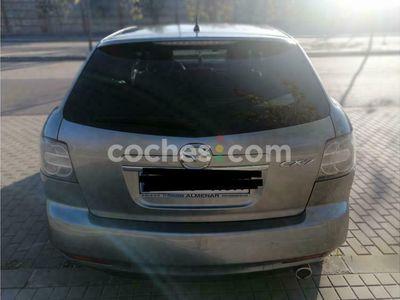 usado Mazda CX-7 Cx-72.2crtd Luxury 173 cv en Valencia