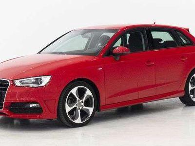 usado Audi A3 Sportback 2.0TDI CD S line ed. 150