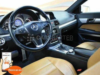 usado Mercedes E250 E 250 CoupéCDI Blue Efficiency Elegance 2p