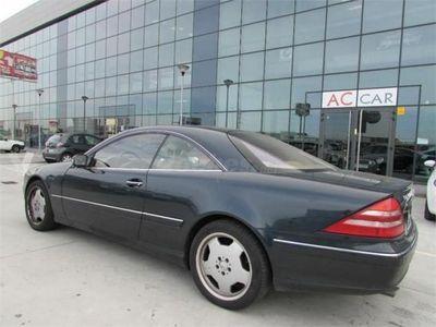 usado Mercedes CL500 Clase Cl2p. -03