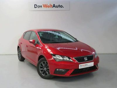usado Seat Leon 1.6 TDI S&S Style Visio Edition 85 kW (115 CV)