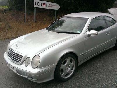 usado Mercedes CLK430 Avantgarde