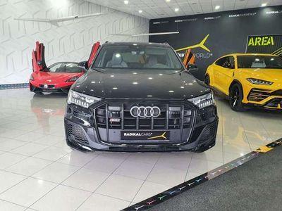 usado Audi SQ7 SQ7TDI quattro tiptronic (14.75)