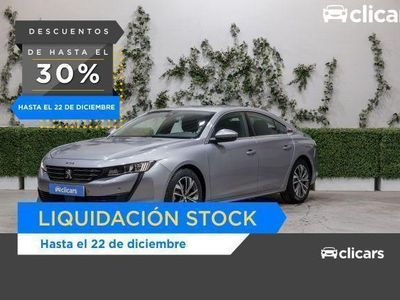 usado Peugeot 508 5P Allure BlueHDi 96kW S&S 6vel MAN