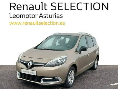 usado Renault Grand Scénic Grand Scénic Diesel1.5dCi Energy Limited 7pl.