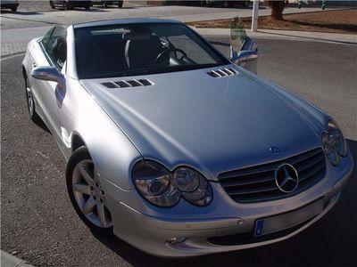 usado Mercedes SL350