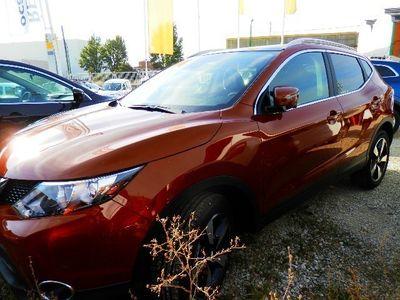 brugt Nissan Qashqai 1.5dci 360 4x2