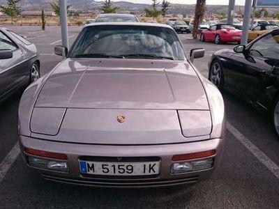 usado Porsche 944 Turbo 2.5 Cup Silver Rose