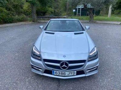 usado Mercedes SLK350 BE Edition 1 7G Plus Linea AMG