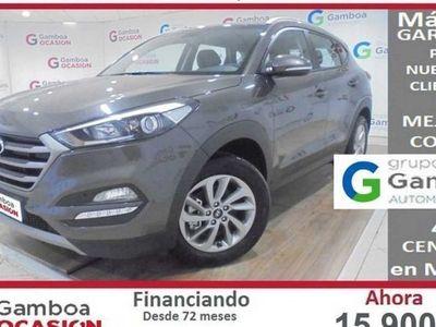 used Hyundai Tucson 1.7CRDI BD Klass 4x2