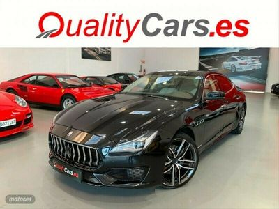 usado Maserati GranSport Quattroporte 3.0 V6 DieselAutomatico