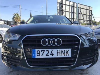 usado Audi A6 Avant 2.0TDI Mult. desde 310 euros al mes
