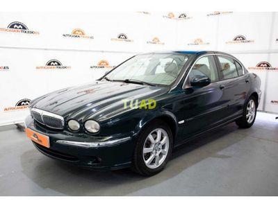 usado Jaguar X-type 2.0D 130cv