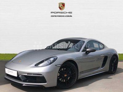 usado Porsche Cayman T 3p