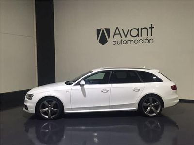 usado Audi A4 Avant 2.0TDI S-Line