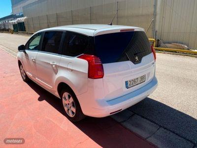 usado Peugeot 5008 Active 1.6 eHDI 115 FAP ETG6 Blue Lion