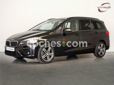 usado BMW 218 Gran Tourer Serie 2 da 150 cv en Malaga